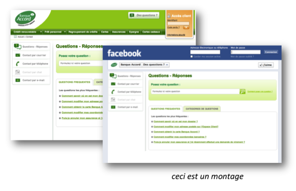 Exemple Banque Accord
